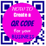 How to Create a QR Code for your Business