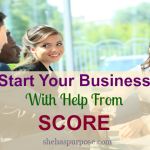 Start Your Business with Help From SCORE