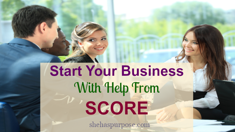 free business advice score