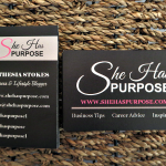 My New Luxe Business Cards from MOO