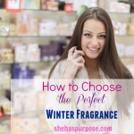 How to Choose the Perfect Winter Fragrance